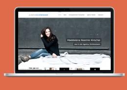 Webservice Plau hat die Website der Agentur Schönemann auf Basis von WordPress umgesetzt.
